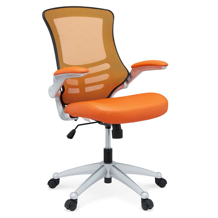 Attainment Office Chair in Orange by Modway