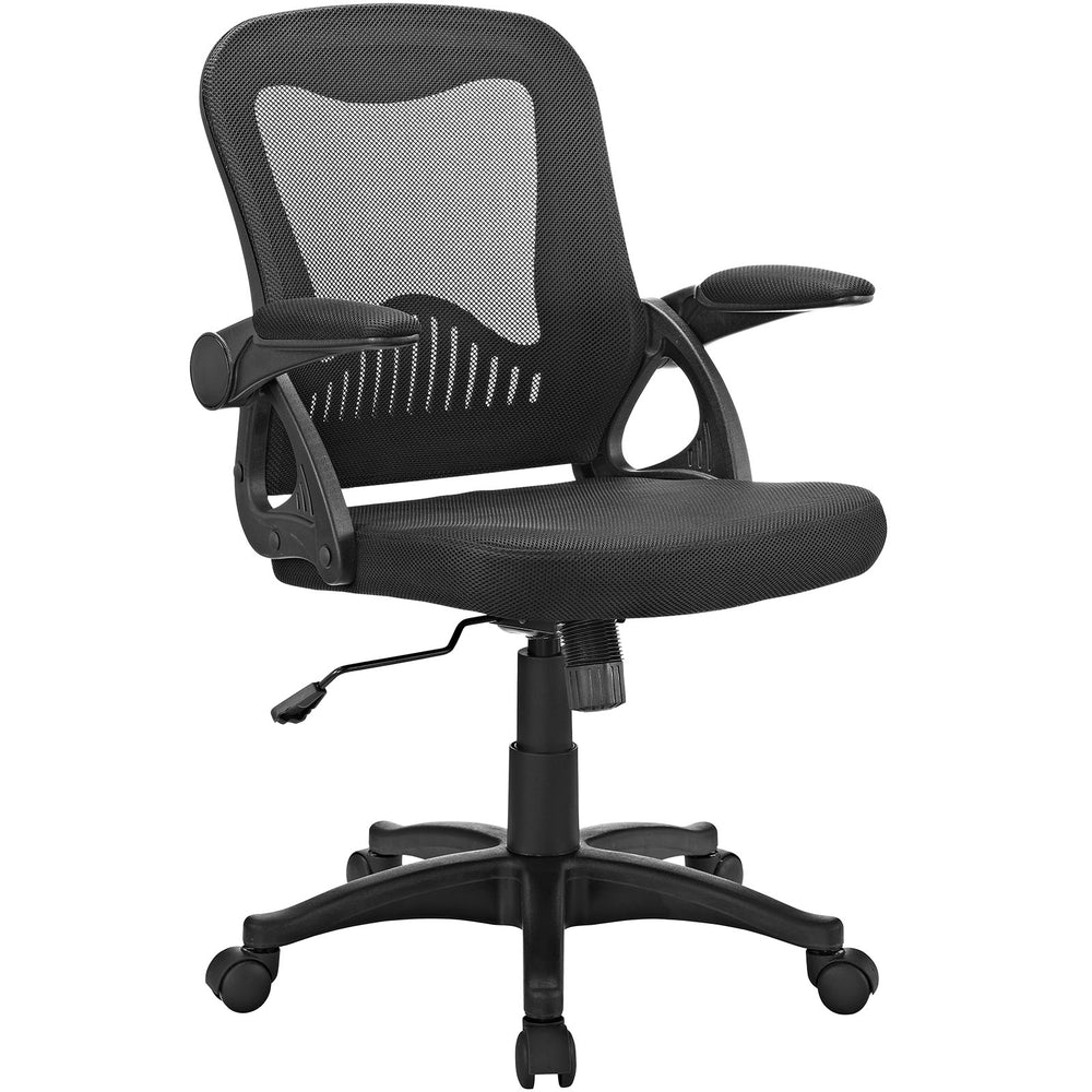 Modway Advance Office Chair in Black