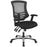 Modway Calibrate Mesh Office Chair in Black