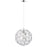 Modway Shine Pendant Chandelier in