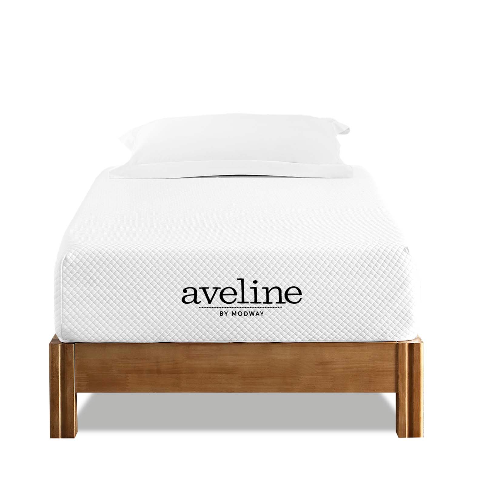 "Aveline 10"" Twin Mattress    by Modway"