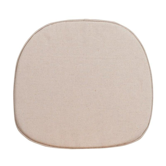 Flash Furniture XU-KID-GG Kids Natural Thin Cushion