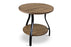 Wholesale interiors Newcastle Wood and Metal 3-Piece Table Set YLX-2682-AT