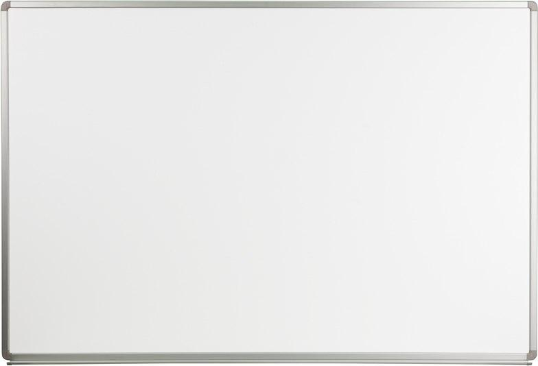 Flash Furniture YU-120X180-WHITE-GG 6' W x 4' H Magnetic Marker Board