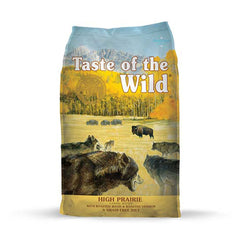Taste of the Wild® High Prairie Canine Recipe for Dog 28 Lbs