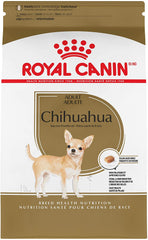 Royal Canin Chihuahua Adult 8+ Breed Specific Dry Dog Food for Senior Dogs, 10Lb Bag