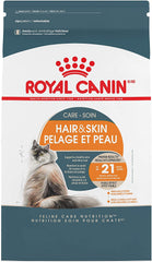 Royal Canin Hair & Skin Care Dry Cat Food, 3.5Lb