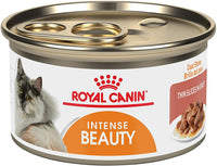 Royal Canin Feline Care Nutrition Intense Beauty Canned Cat Food, 3oz Can (Pack of 24)