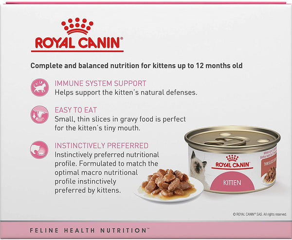 Royal Canin Canine Health Nutrition Weight Care Canned Dog Food, 6 Pack Can