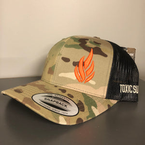 Toxic Suppression Hat