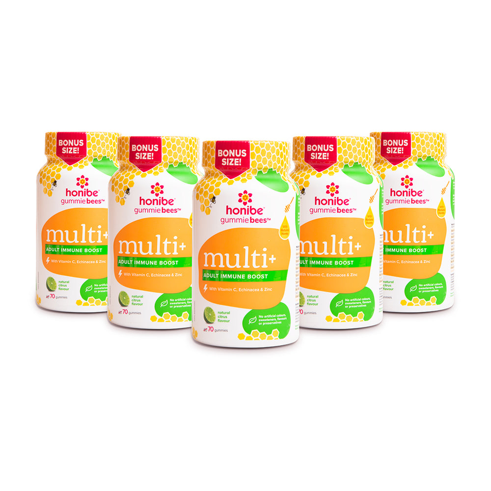 Complete Adult Multivitamin + Immune Bundle