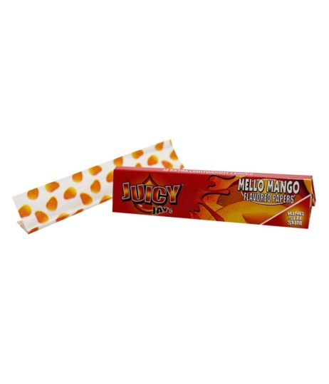 Juicy Jay's Flavoured King-size Slim Hemp Rolling Papers