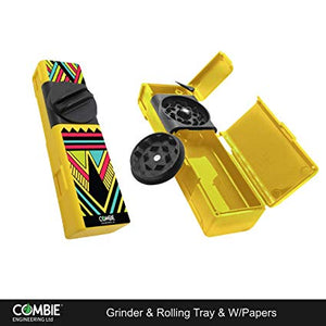 Combie All-In-One Grinder Geometric