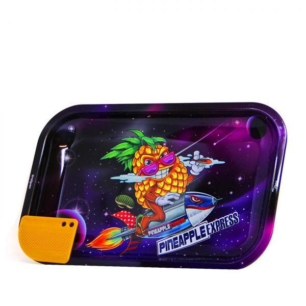 Best Buds - Superhigh Pineapple Express by Puffer Inc Rolling Tray Medium