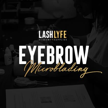 Register for LashLYFE Eyebrow Training