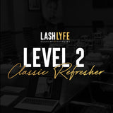 Register for LashLYFE Classic Level 2 Training