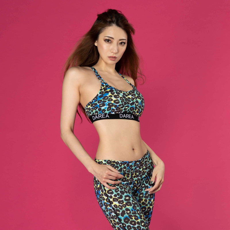 Fit Twin Leopard Water