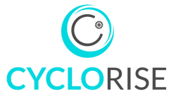 Cyclorise Logo Transparent