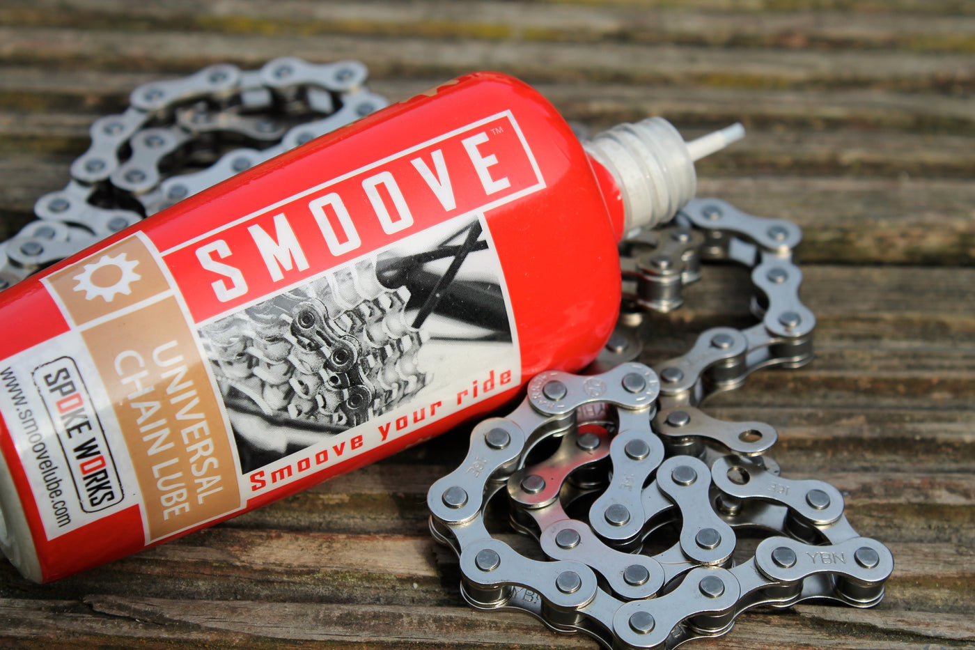 SMOOVE Chain Lube