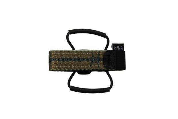 Louri Saddle Strap Barbed Wire