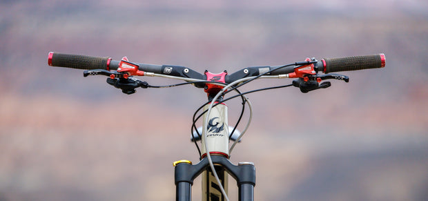 Fasst Company Flexx Enduro Carbon Suspension Handlebar