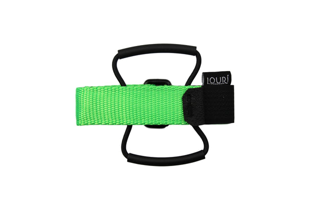 Louri Saddle Strap Neon Green