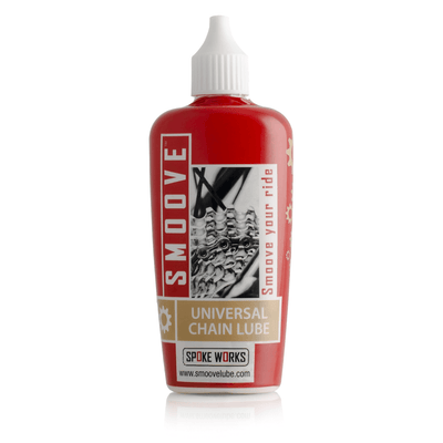 SMOOVE Lube best chain lube for mountain biking and road cycling