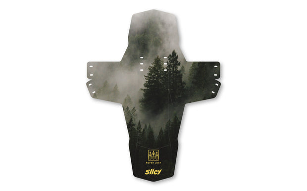 Slicy Enduro-DH Long Mudguard