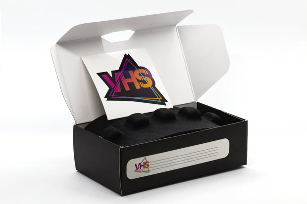 VHS in a box