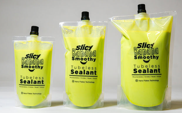 Slicy Banana Smoothy Tubeless Sealant