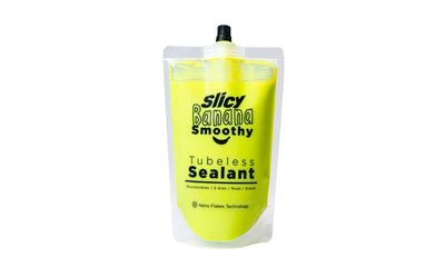 Slicy Banana Smoothy 500ml Selaant