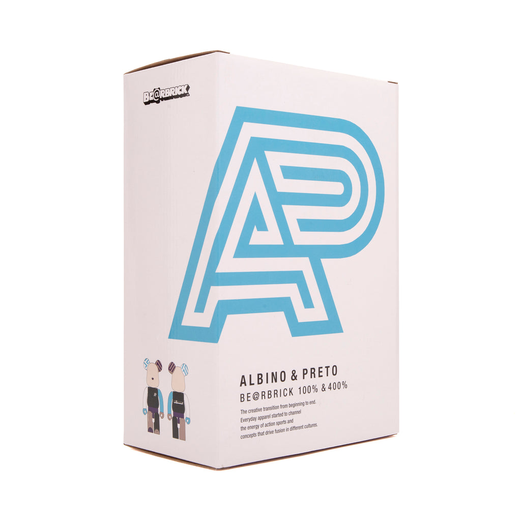 A&P + BE@RBRICK 100% / 400% FIGURE SET FULFILLMENT