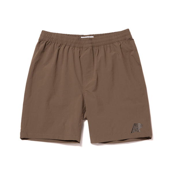 A&P FLEX TRAINING SHORTS DRAB
