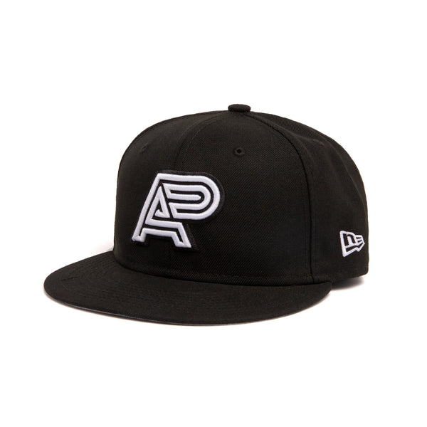 A&P NEW ERA 59FIFTY FITTED CAP BLACK