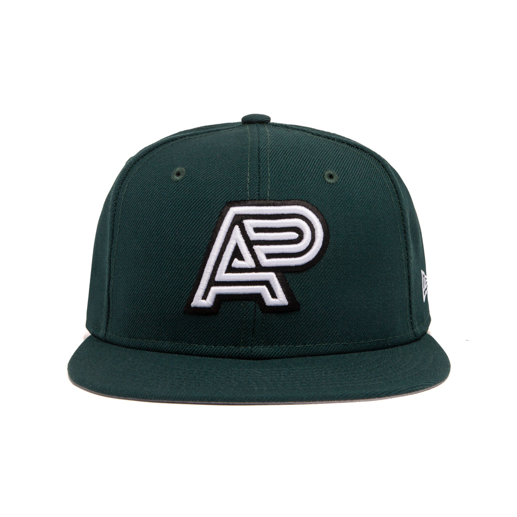 A&P NEW ERA 59FIFTY FITTED CAP GREEN