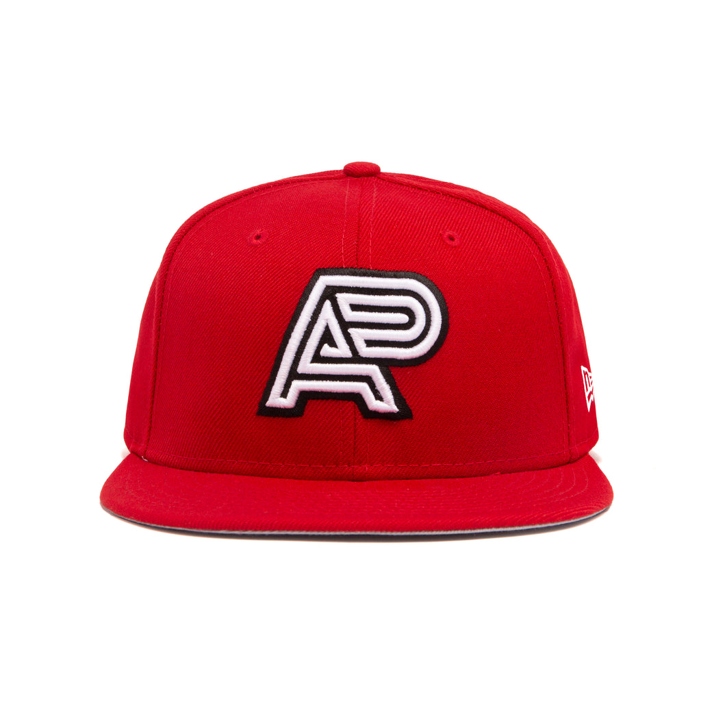 A&P NEW ERA 59FIFTY FITTED CAP RED