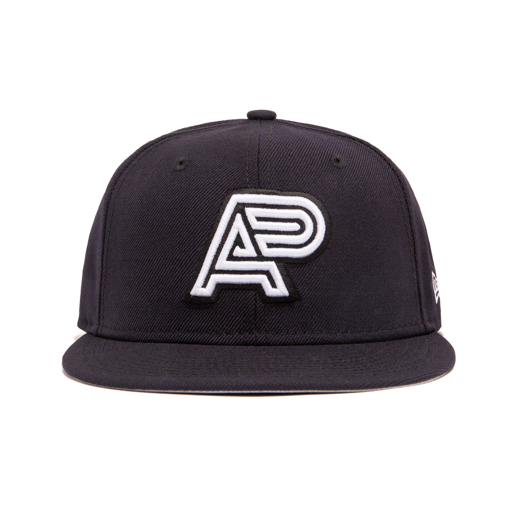 A&P NEW ERA 59FIFTY FITTED CAP NAVY (FULFILLMENT)