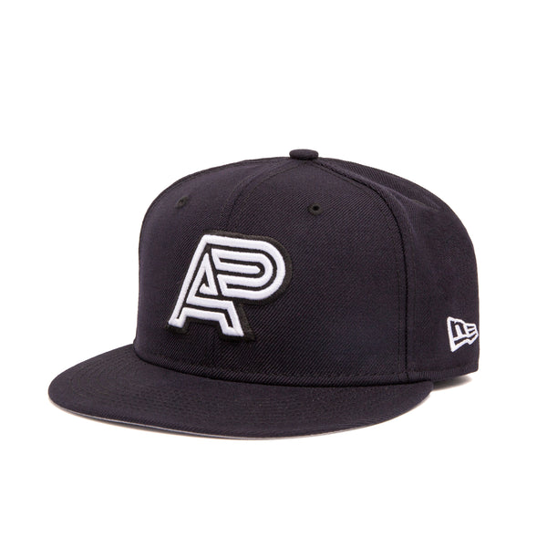 A&P NEW ERA 59FIFTY FITTED CAP NAVY