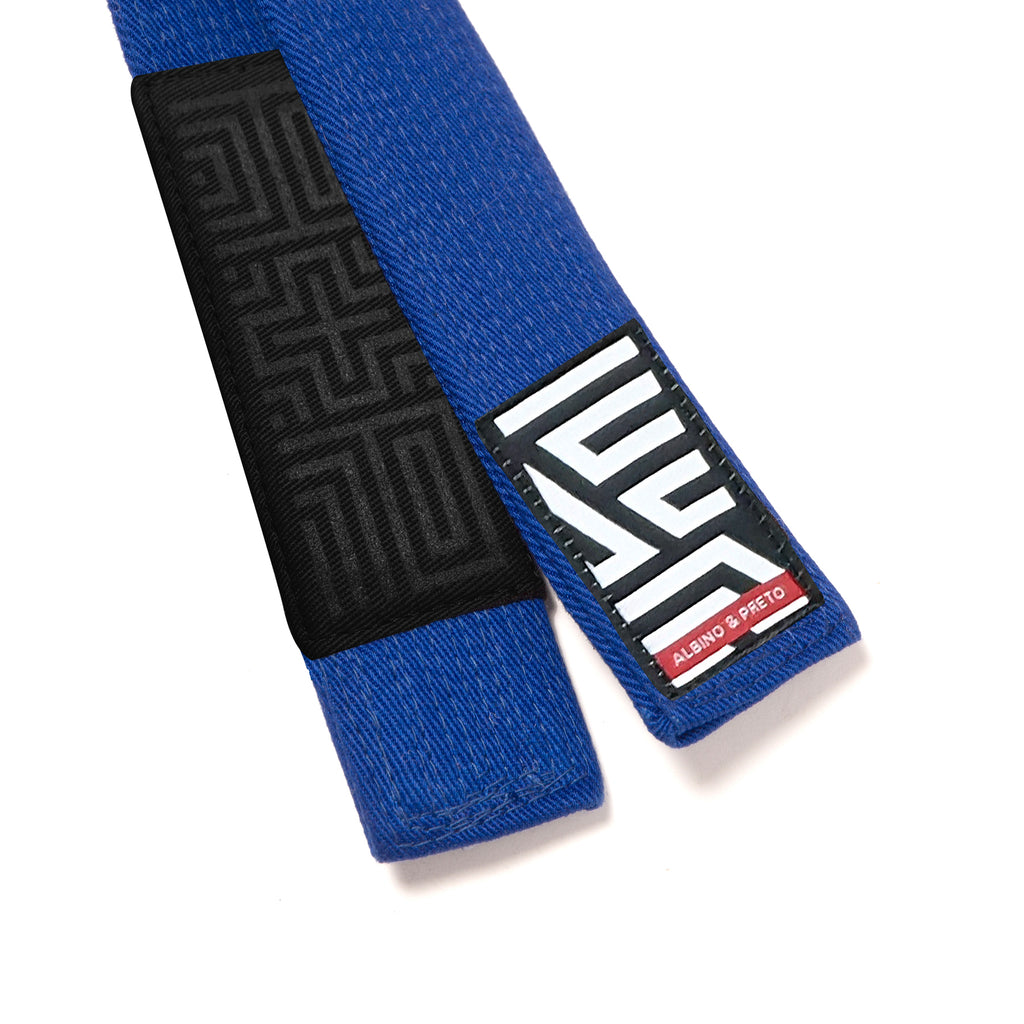 A&P CLASSIC HERRINGBONE BELT (BLUE) (FULFILLMENT)