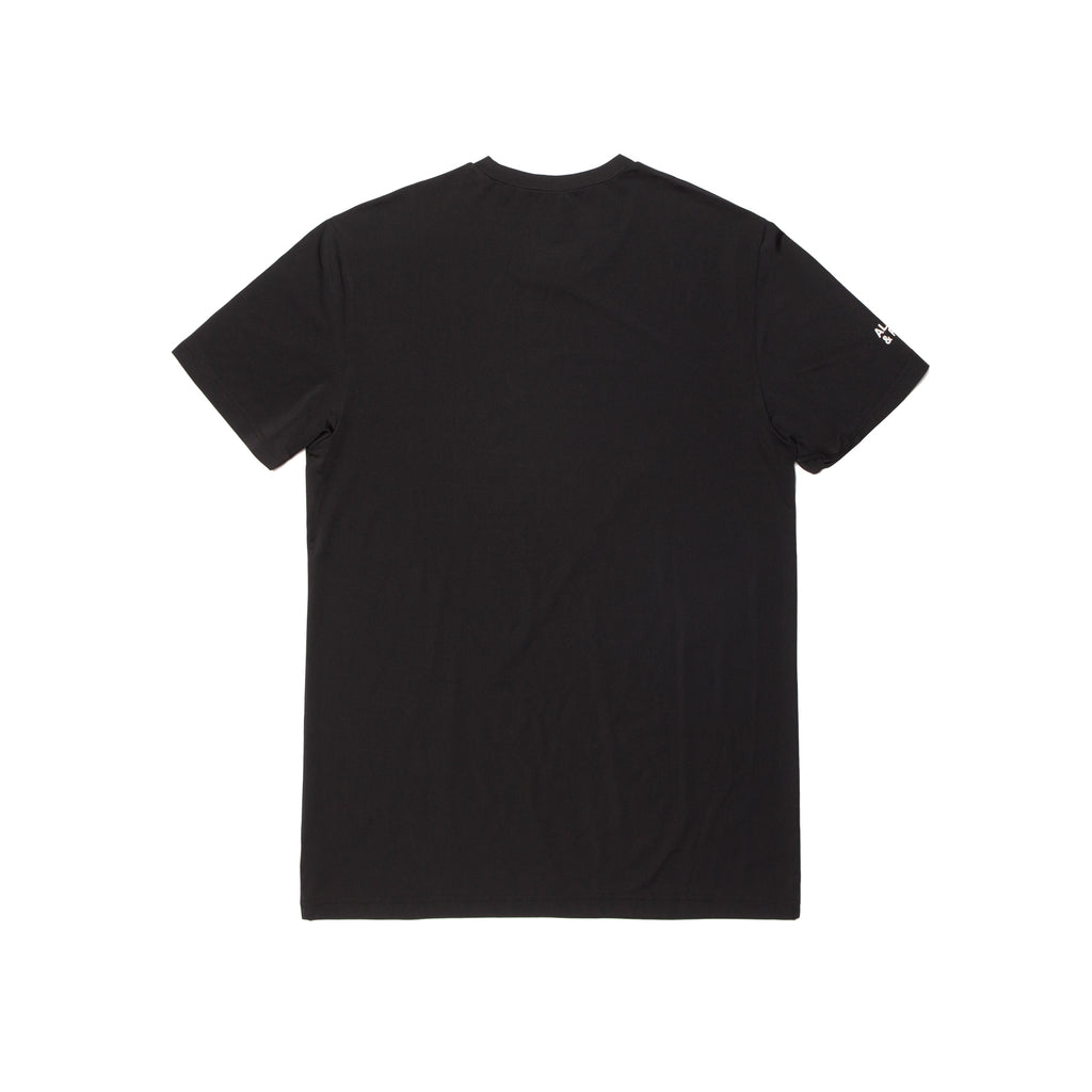 A&P EVAP SS TRAINING TEE (BLACK)