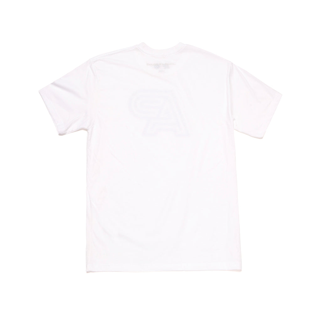 A&P SYR MARK TEE (WHITE) (FULFILLMENT)