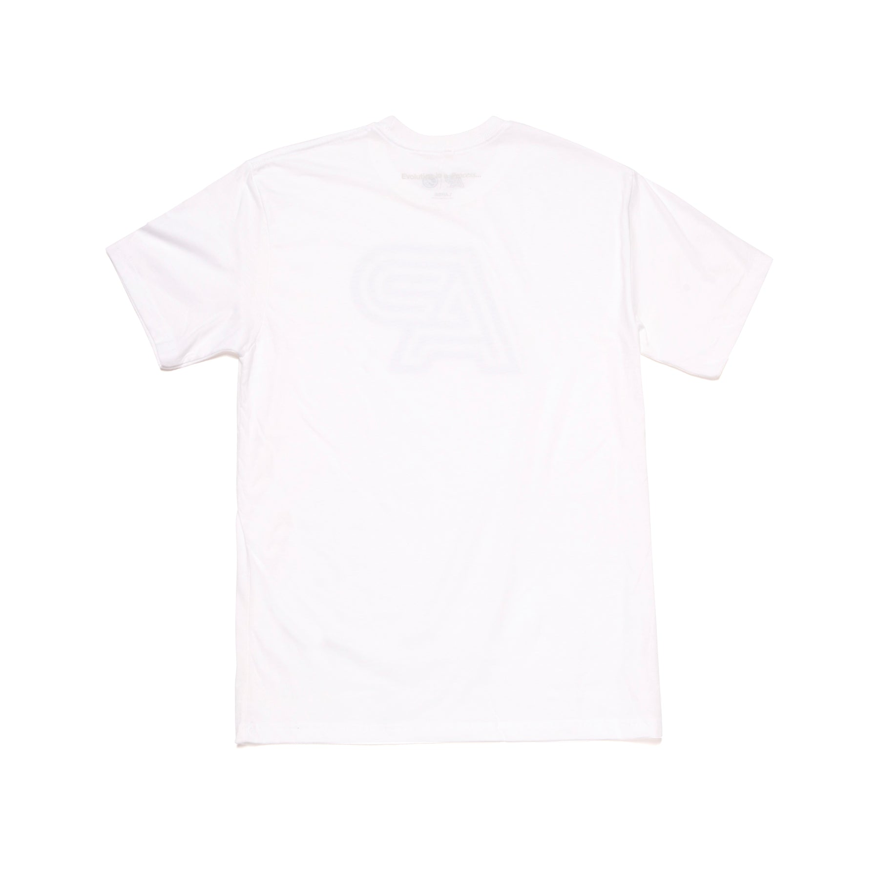 A&P SYR MARK TEE (WHITE)