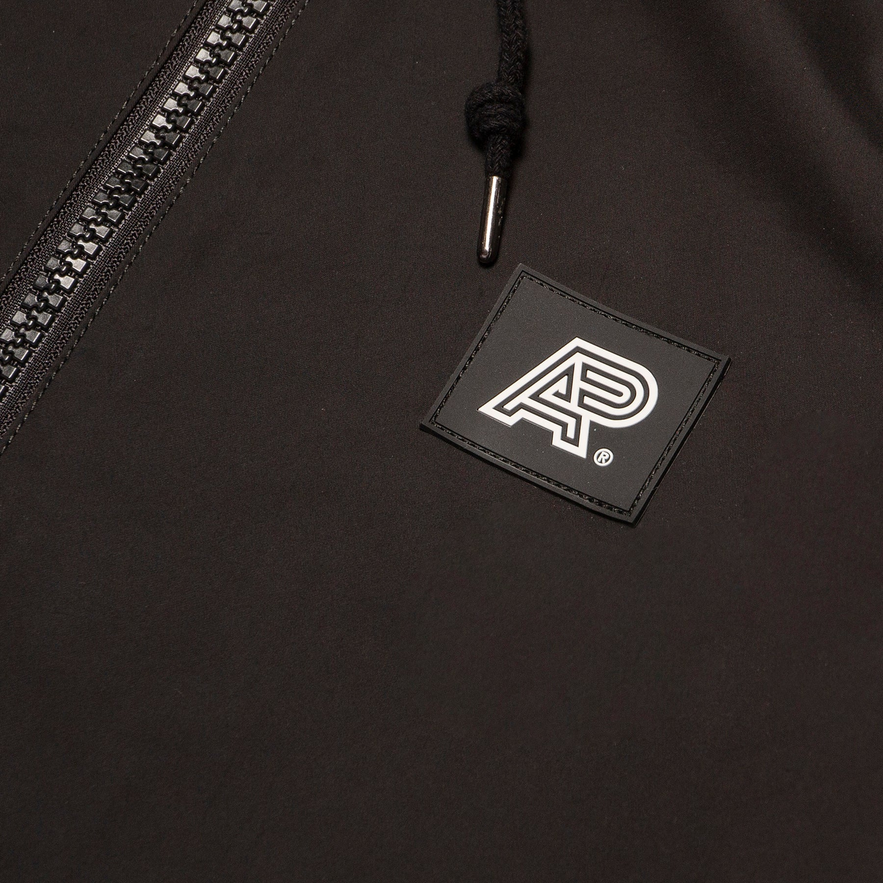 A&P SHERPA JACKET *BLACK*