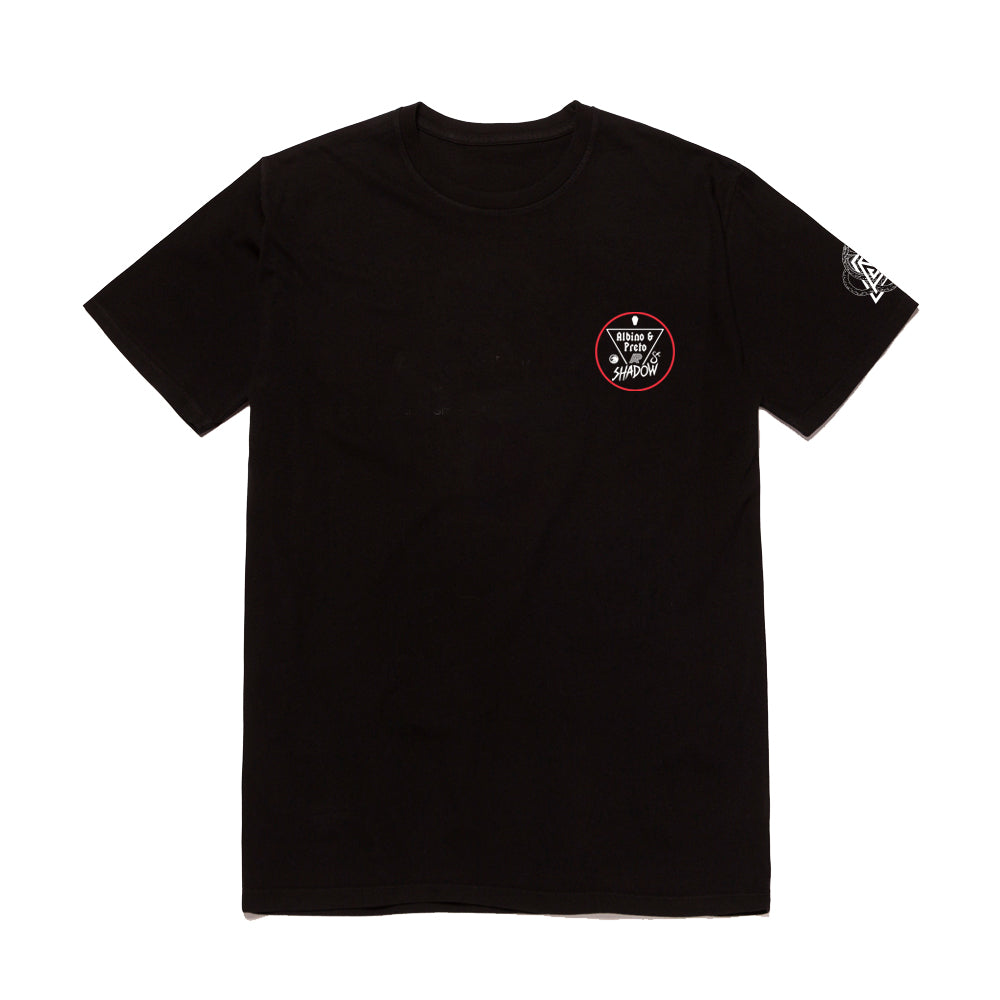 A&P SHADOW REBEL SPIRIT TEE BLACK