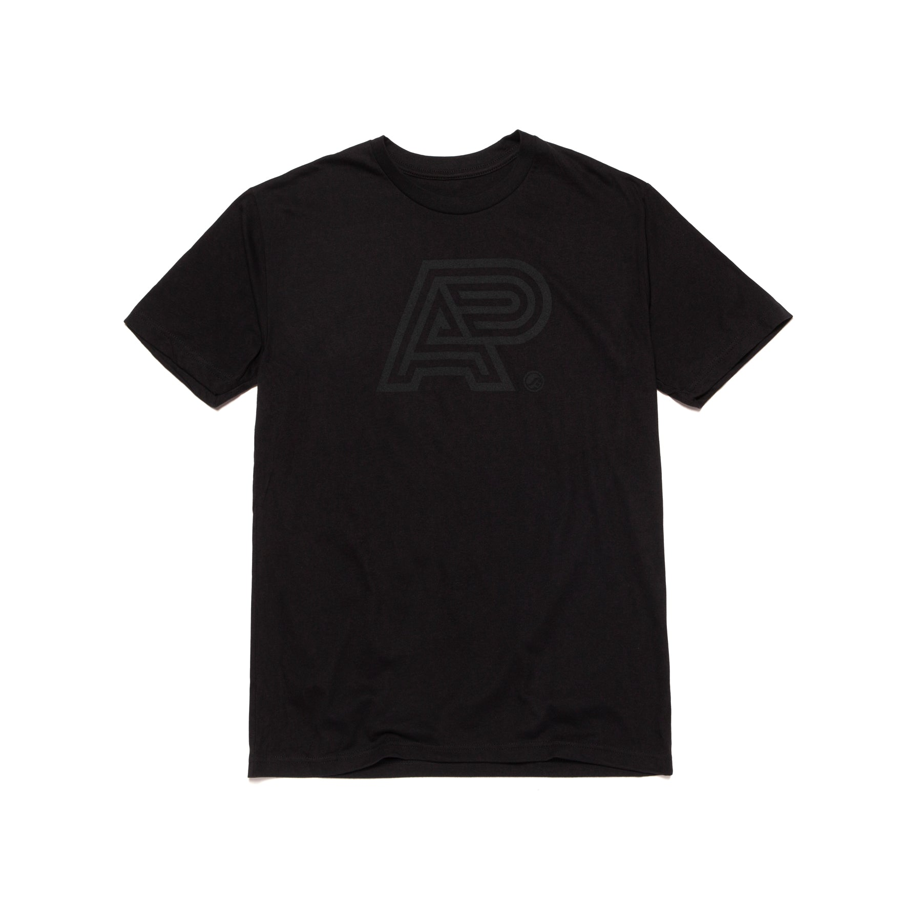 A&P SYR MARK TEE (BLACK)