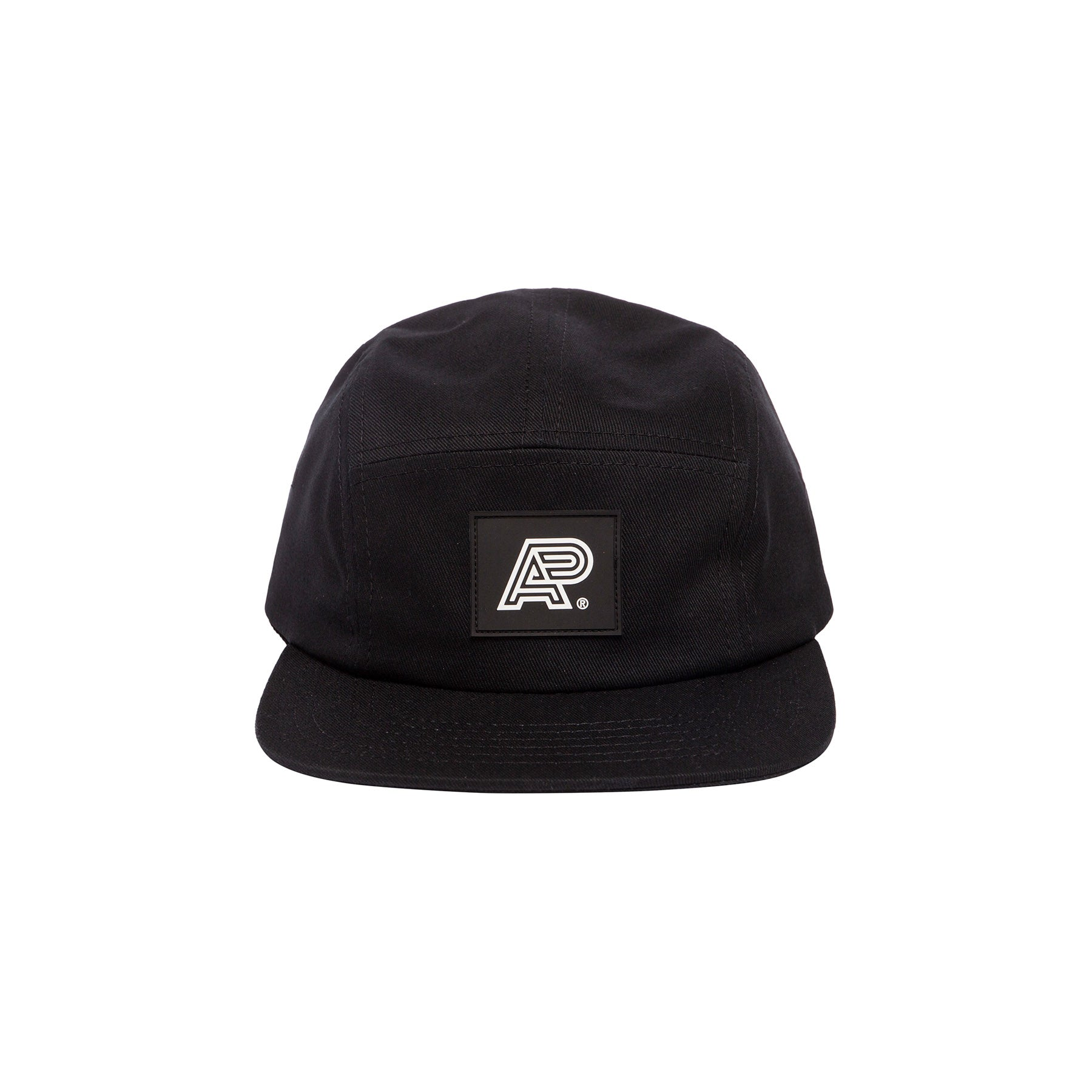 AP 5 panel twill camp cap