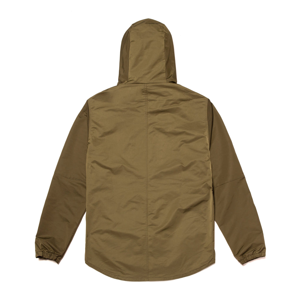 A&P SHERPA JACKET *OLIVE* (FULFILLMENT)