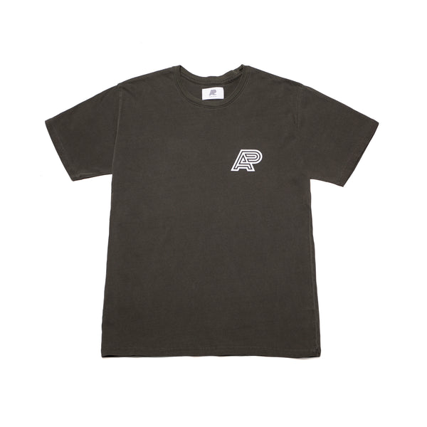 A&P STONE PIGMENT DYED TEE