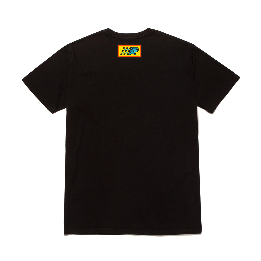 A&P MONACO BLOCK TEE (BLACK)