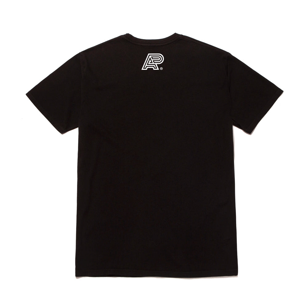 A&P TECHNIQUE VS FIGHTER TEE BLACK